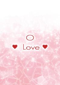 O Love Crystal Initial theme