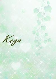 No.362 Koga Heart Beautiful Green