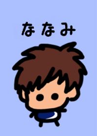 Nanami's theme (blue) by BuuBuu