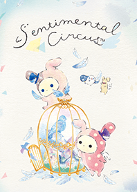 Sentimental Circus.:BlueBird